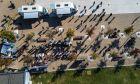 Κορονοϊός: 10% θετικά τεστ στην παραλία της Θεσσαλονίκης