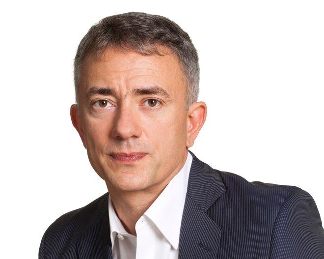 O Πρόεδρος & Διευθύνων Σύμβουλος της WIND Ελλάς, Νάσος Ζαρκαλής