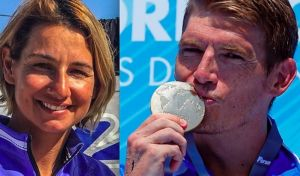 Η Eurobank τιμά τους αθλητές Σ. Μπεκατώρου και Σπ. Γιαννιώτη