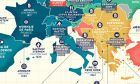 Οι αρχαιότερες επιχειρήσεις στην Ευρώπη. Η ελληνική, με ιστορία από το 1785