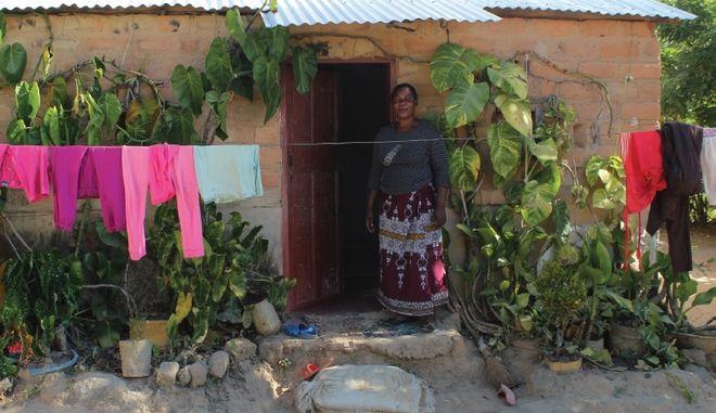 Στη Ζάμπια οι κατσίκες έγιναν η λύση για μια καλύτερη ζωή