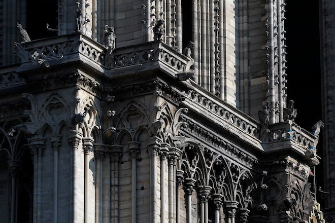 Αποκατάσταση της Notre Dame, 29 Απριλίου 2019