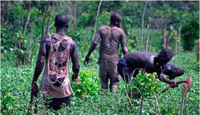 Σκλαβιά: Η ντροπή που παραμένει ζωντανή στις μέρες μας