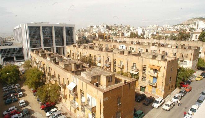 Τα προσφυγικά κτίρια της λεωφόρου Αλεξάνδρας