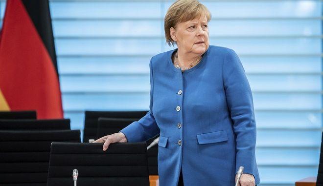 Η καγκελάριος της Γερμανίας, Άγγελα Μέρκελ