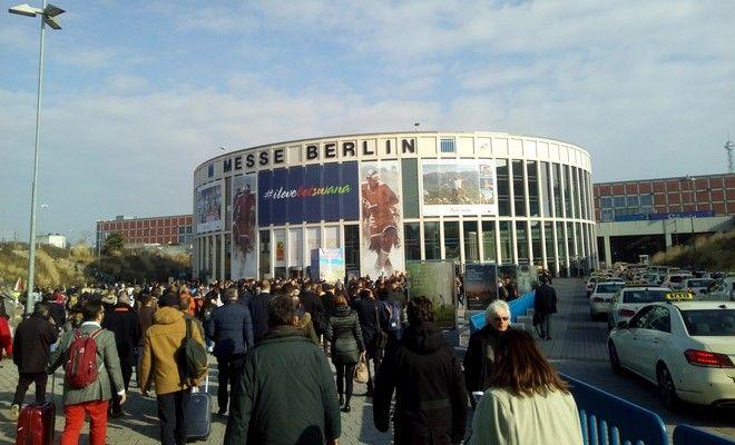Εντυπωσιακή η παρουσία της Ελλάδας στη Διεθνή Έκθεση Τουρισμού του Βερολίνου