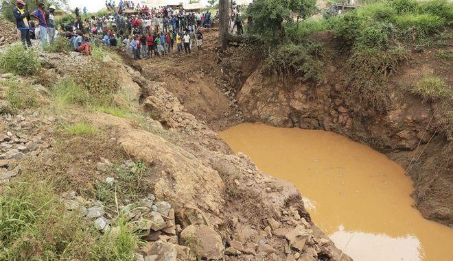 Ζιμπάμπουε - Μοζαμβίκη: 127 νεκροί από το πέρασμα του τροπικού κυκλώνα Ιντάι