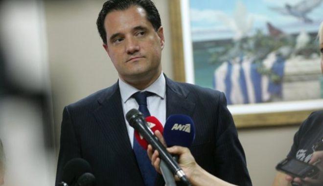Γεωργιάδης: Να φέρουν τα εκατομμυριούχα στελέχη του ΣΥΡΙΖΑ τα λεφτά τους από το εξωτερικό