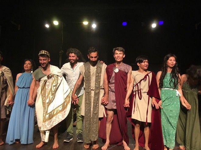 Η Οδύσσεια από τη θεατρική ομάδα της Κάριτας Hellas