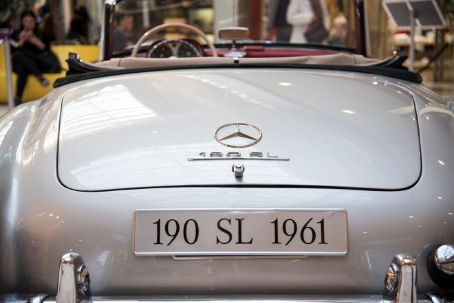 Mercedes 190 SL του 1961