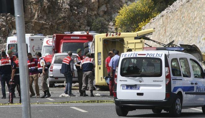 Δυστύχημα στην Τουρκία (Φωτογραφία αρχείου)