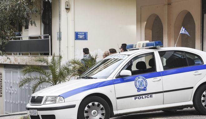 Περιπολικό αστυνομίας (φωτογραφία αρχείου)