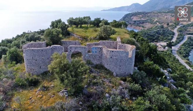 Τακτικούπολη: Ο βράχος όπου οργανώθηκε ο 1ος ελληνικός τακτικός Στράτος