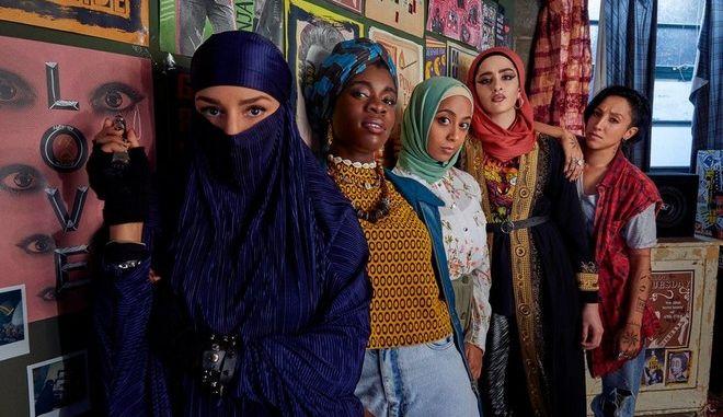 """We Are Lady Parts"": Η σειρά με τις νεαρές μουσουλμάνες που παίζουν πανκ, θα σε καθηλώσει"