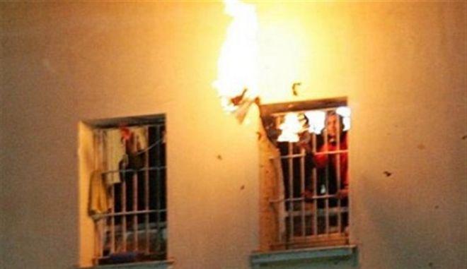 """Ενημέρωση της Βουλής: Οι συνθήκες στις φυλακές αγγίζουν την αθλιότητα, εκρηκτικό το μείγμα θα οδηγήσει σε """"Μαύρο Οκτώβρη""""!"""