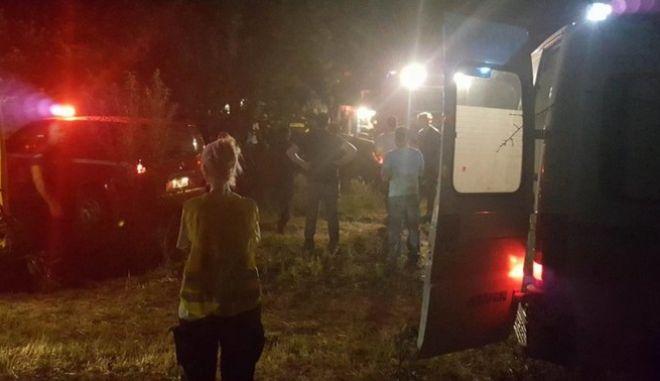 Συντριβή αεροσκάφους στη Λάρισα: Νεκροί οι δύο επιβαίνοντες