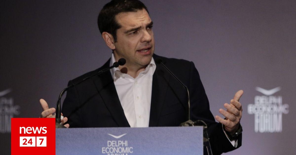 Τσίπρας: Η Ελλάδα του '14 και η Ελλάδα του 2019 είναι η νύχτα με τη μέρα