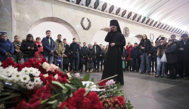 Ρωσία: Ταυτοποιήθηκε ο 'εγκέφαλος' της επίθεσης στο μετρό της Αγίας Πετρούπολης
