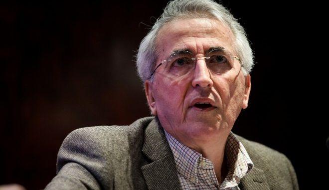Ο Γιάννης Παναγόπουλος πρόεδρος της ΓΣΕΕ