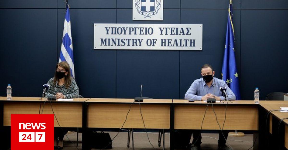 Παπαευαγγέλου: Το σύστημα υγείας θα συνεχίζει να πιέζεται για 1-2 εβδομάδες ακόμη – Υγεία