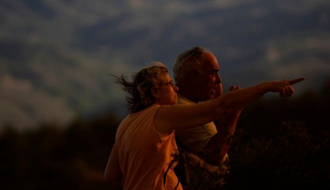 Κύπρος: Κρατείται 67χρονος ύποπτος για τη φονική πυρκαγιά