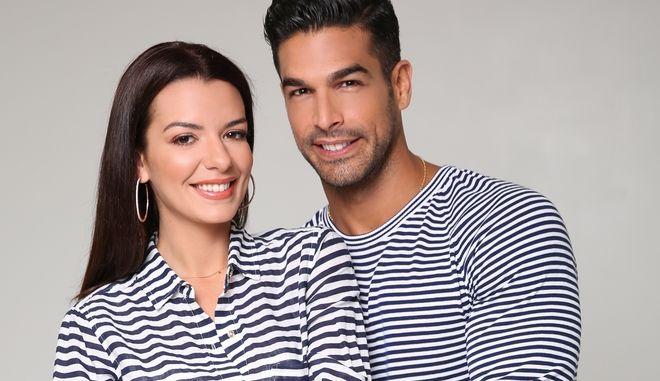 Οι παρουσιαστές Νικολέττα Ράλλη και Νίκος Αναδιώτης αναλαμβάνουν την πρωινή εκπομπή του ΑΝΤ1