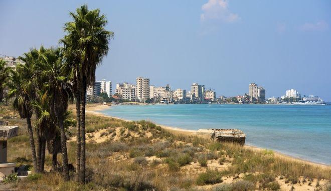 Εικόνα από την Αμμόχωστο στην Κύπρο