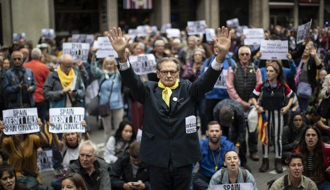 Απεργία στην Ισπανία (ΦΩΤΟ Αρχείου)