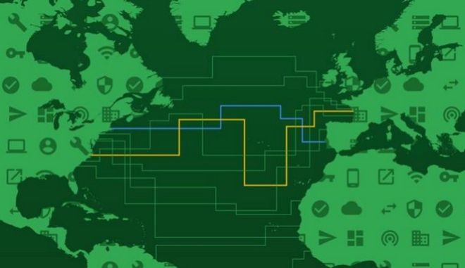 Dunant: Το νέο υποθαλάσσιο καλώδιο της Google συνδέει τις ΗΠΑ με τη Γαλλία