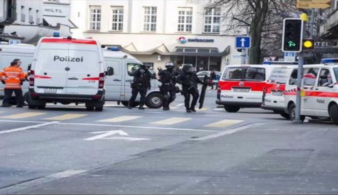 Αστυνομική επιχείρηση σε εβραϊκό σχολείο στη Ζυρίχη