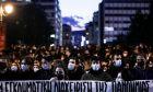 Πορεία της ΠΟΕΔΗΝ για την προστασία της Υγείας στο κέντρο της Αθήνας