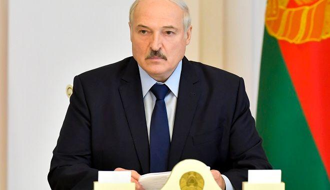 Ο Αλεξάντερ Λουκασένκο