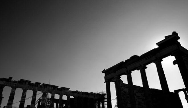 Στιγμιότυπο από την Ακρόπολη