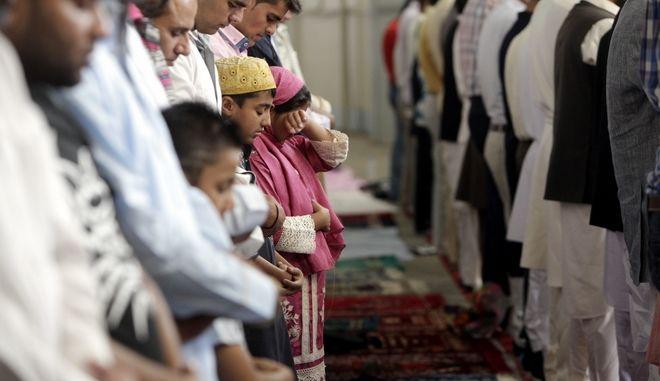 Μουσουλμάνοι στην Αθήνα