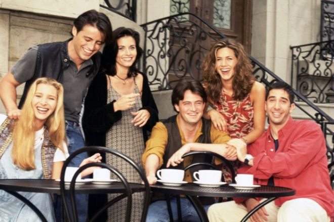 FRIENDS, (Season 1), 1994-2004