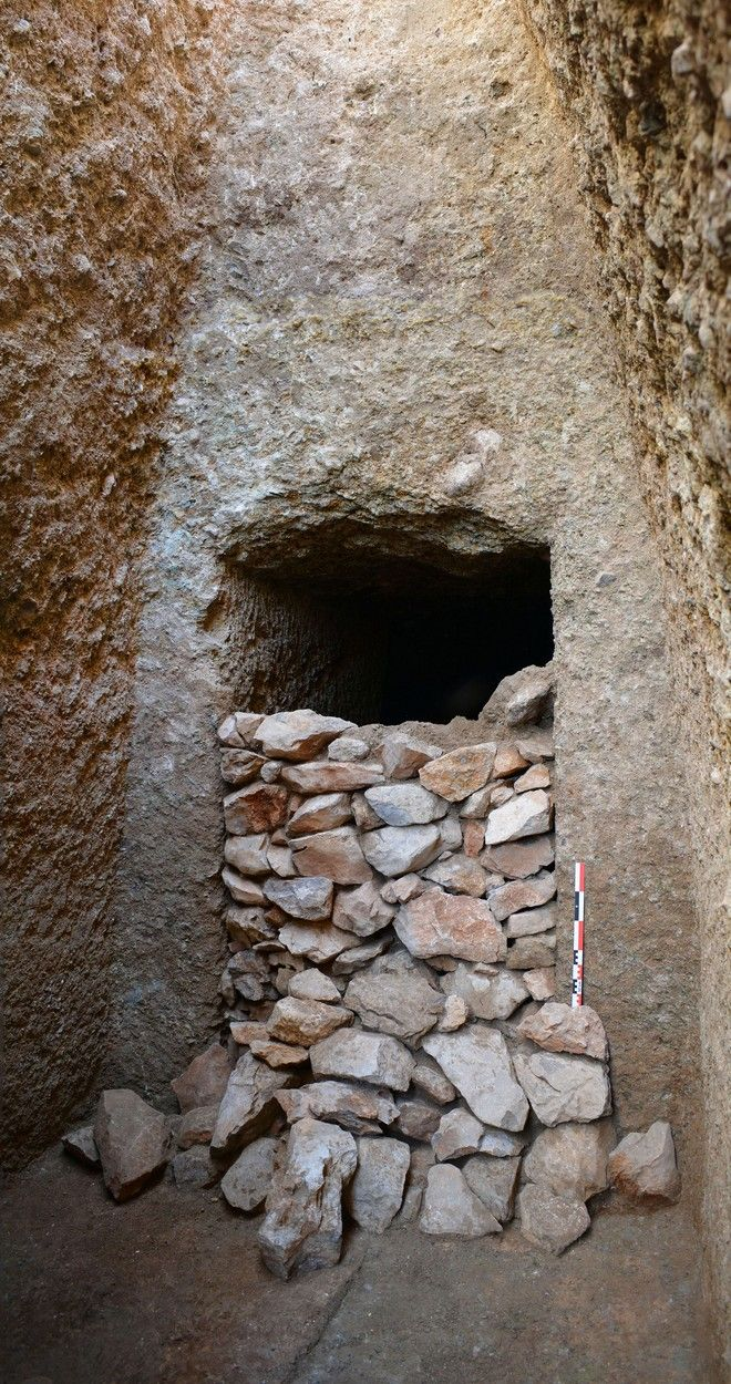 Βρέθηκε σπουδαίος μυκηναϊκός τάφος με κτερίσματα στη Βοιωτία
