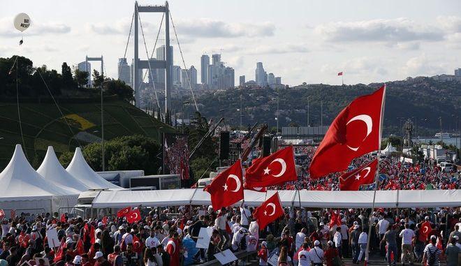 Τρίμηνη παράταση της κατάστασης έκτακτης ανάγκης στην Τουρκία