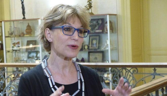 Η ειδική εισηγήτρια του ΟΗΕ, Ανιές Καλαμάρ