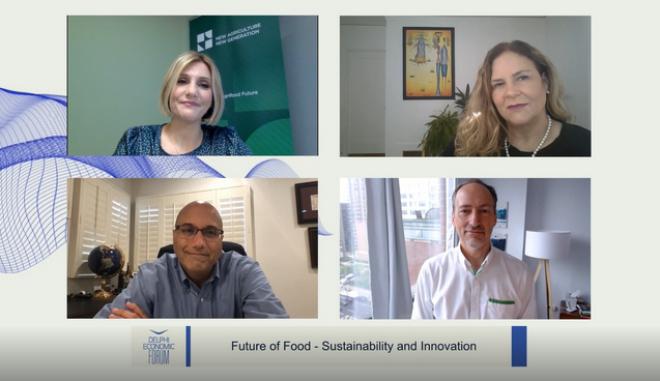 Οικονομικό Φόρουμ Δελφών: Ο Αγροδιατροφικός τομέας στο τραπέζι του διαλόγου