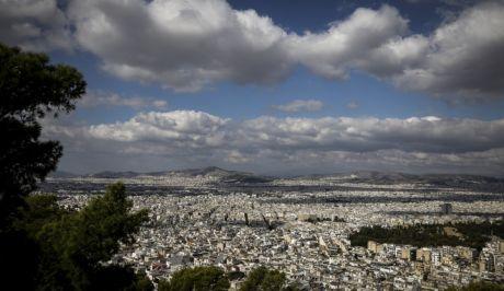 Αίθριος καιρός στην Αθήνα