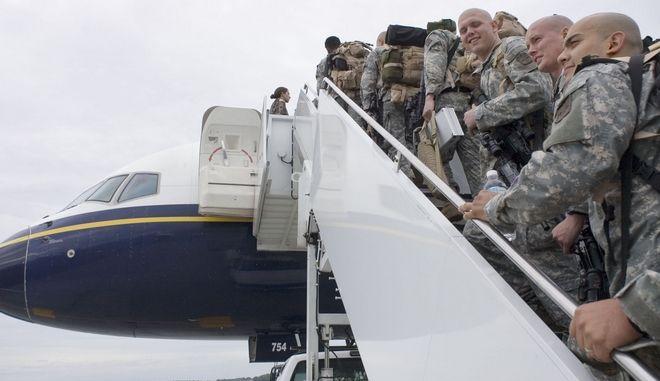Στρατός ΗΠΑ (ΦΩΤΟ Αρχείου)