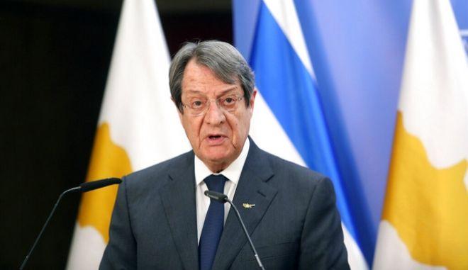 Νίκος Αναστασιάδης.