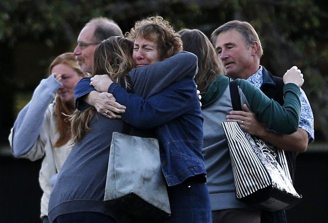 Συγγενείς θυμάτων της επίθεσης στο Ρόουζμπεργκ