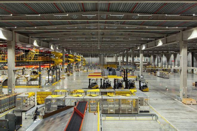DHL: Νέο υπερσύγχρονο κέντρο διανομής στο αεροδρόμιο των Βρυξελλών