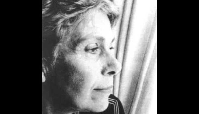 Πέθανε η ποιήτρια Μαρία Κυρτζάκη