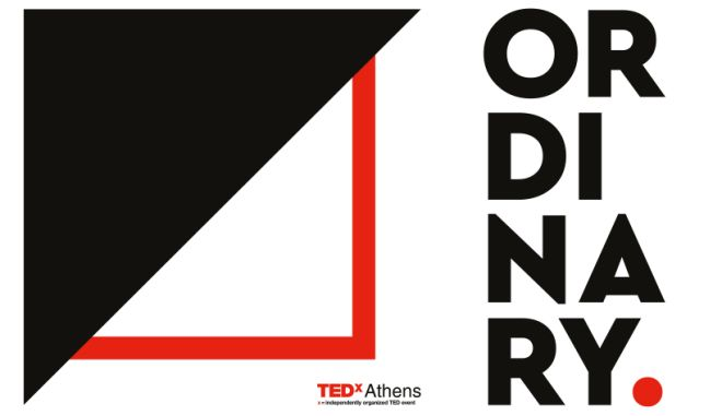 """Το TEDxAthens Επαναπροσδιορίζει το """"ORDINARY""""!"""
