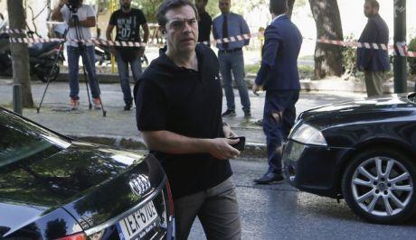 Συνεδρίσαη του Πολιτικού Συμβουλίου του ΣΥΡΙΖΑ την Τρίτη 17 Ιουλίου 2018. (EUROKINISSI/ΤΑΤΙΑΝΑ ΜΠΟΛΑΡΗ)