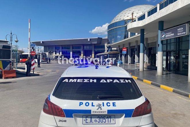 Θεσσαλονίκη: Λήξη συναγερμού στα ΚΤΕΛ - Φάρσα το τηλεφώνημα για βόμβα