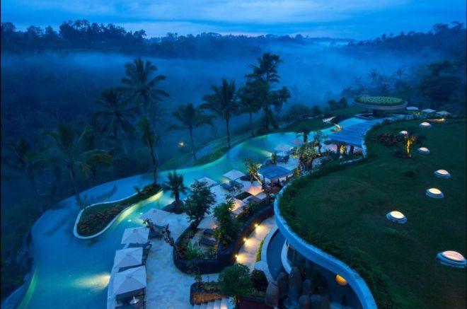 Οι ομορφότερες πισίνες ξενοδοχείων στον κόσμο