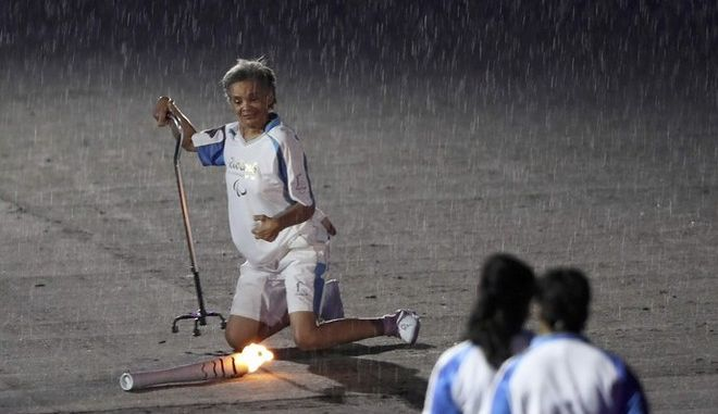 Παραολυμπιακοί αγώνες: Ποτέ μην τα παρατάς